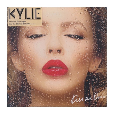 2nd HAND / OCCAS : MINOGUE Kylie : CD Kiss Me Once