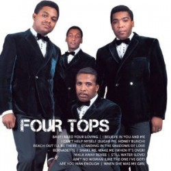 FOUR TOPS : CD Icon