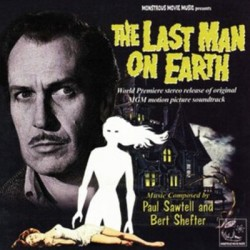 SAWTELL Paul / SHEFTER Bert : CD The Last Man On Earth