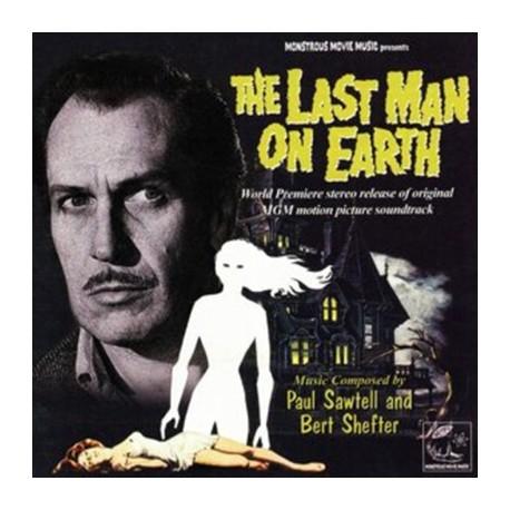 SAWTELL Paul / SHEFTER Bert : CD The Last Man On Earth