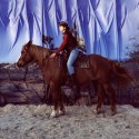 HOLY MOTORS : LP Horse (gold)