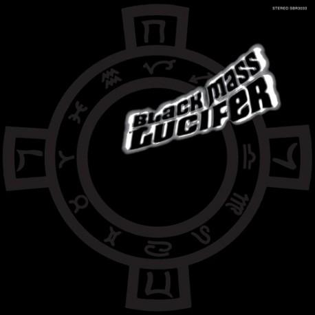 GARSON Mort (LUCIFER) : LP Black Mass (colored)