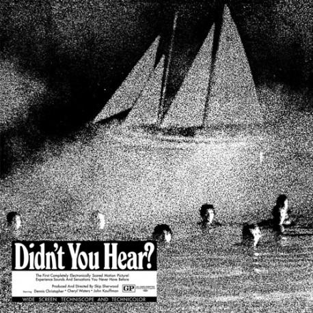 GARSON Mort : LP Didn't You Hear? (colored)