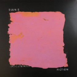 "SUUNS : 12""EP Fiction (white)"