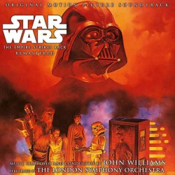 WILLIAMS John : LPx2 Star Wars : The Empire Strikes Back