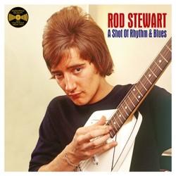 STEWART Rod : LP A Shot Of Rhythm And Blues