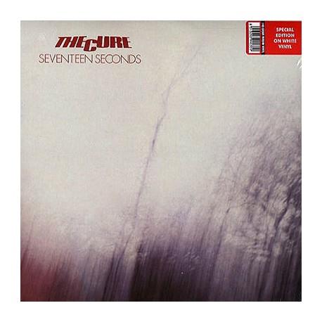 CURE (the) : LP Seventeen  Seconds (white)