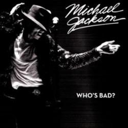 JACKSON Michael : LP Who's Bad