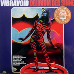 VIBRAVOID : LP Delirium Der Sinne
