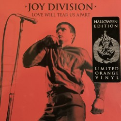 JOY DIVISION : Love Will Tear Us Apart (Halloween)