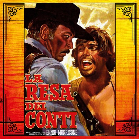 MORRICONE Ennio : LP La Resa Dei Conti