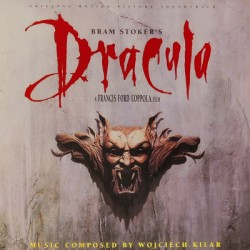 KILAR Wojciech : LP Bram Stoker's Dracula (red)