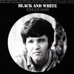WHITE Tony Joe : LP Black And White