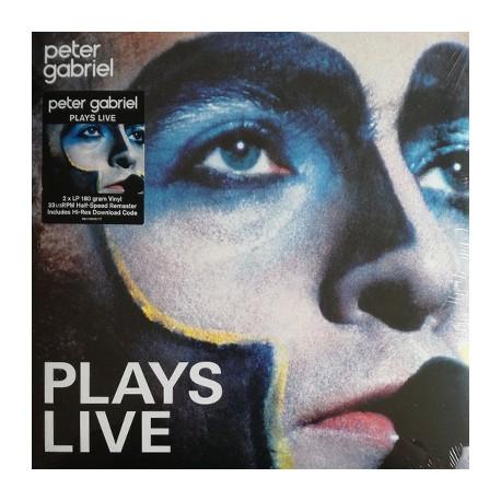 GABRIEL Peter : LPx2 Plays Live