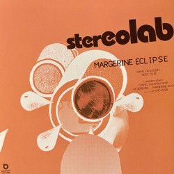 STEREOLAB : LPx3 Margerine Eclipse (clear)