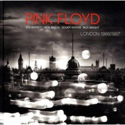 "PINK FLOYD : 10""LP+CD+DVD London 1966/1967"