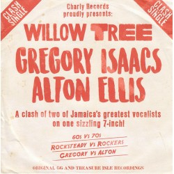 ISAACS Gregory / ELLIS Alton : Willow Tree