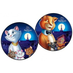 BRUNS George : LP Picture The Aristocats