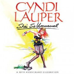 LAUPER Cyndi : CD She's So Unusual