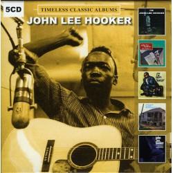 JOHN LEE HOOKER : CDx5 John Lee Hooker