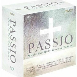 PASSIO : CDx25 Music For Holy Week And Easter