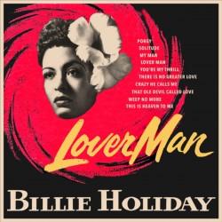 HOLIDAY Billie : LP Lover Man