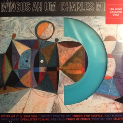 MINGUS Charles : LP Mingus Ah Um (colored)