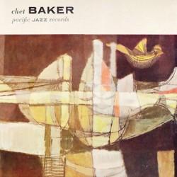 BAKER Chet : LP The Trumpet Artistry Of Chet Baker
