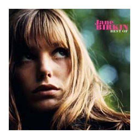 BIRKIN Jane : LP Best Of