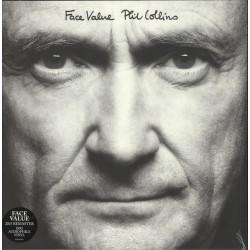 COLLINS Phil : LP Face Value