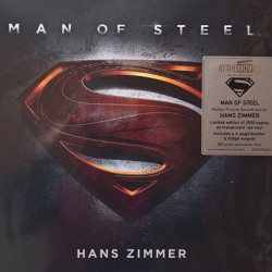 ZIMMER Hans : LPx2 Man Of Steel