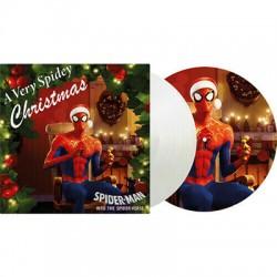 "VARIOUS : 10""EP A Very Spidey Christmas"