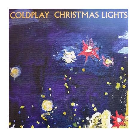 COLDPLAY : Christmas Lights