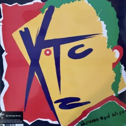 "XTC : LP+7"" Drums And Wires"