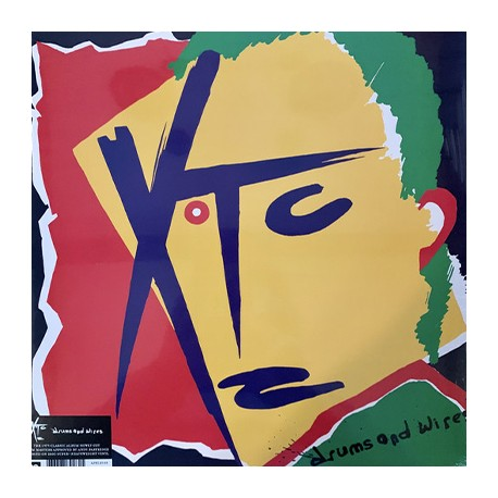 """XTC : LP+7"""" Drums And Wires"""