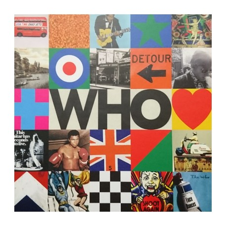 """WHO (the) : 7""""EPx6+CD Who / Live At Kingston"""