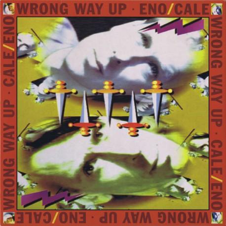 BRIAN ENO / JOHN CALE : LP Wrong Way Up