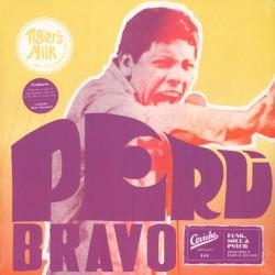 VARIOUS : LPx2 Peru Bravo (Funk, Soul & Psych From Peru's Radical Decade)