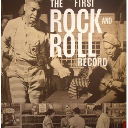 "VARIOUS : LPx4+CDx3+7""EP The First Rock And Roll Record"