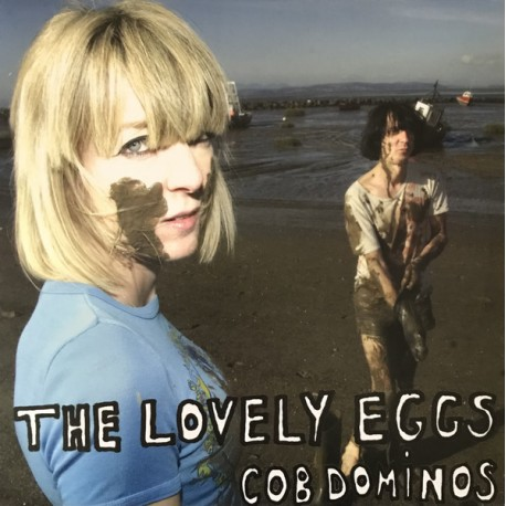 LOVELY EGGS (the) : LP Cob Dominos