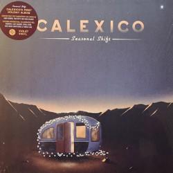 CALEXICO : LP Seasonal Shift (violet)