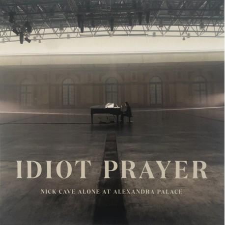 CAVE Nick : LPx2 Idiot Prayer (Nick Cave Alone At Alexandra Palace)
