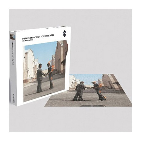 PINK FLOYD : Puzzle Wish You Were Here
