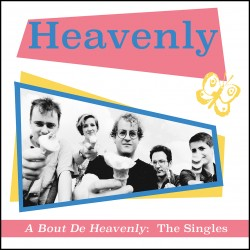 HEAVENLY : LP A Bout De Heavenly : The Singles