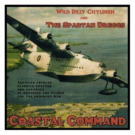 WILD BILLY CHILDISH : LP Coastal Command