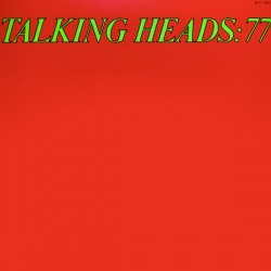 TALKING HEADS : LP Talking Heads : 77 (colored)