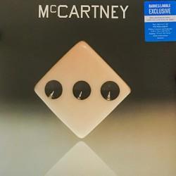 McCARTNEY Paul : LP McCartney III (white)