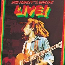MARLEY Bob : LPx3 Live!