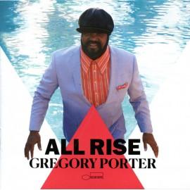 PORTER Gregory : CD All Rise