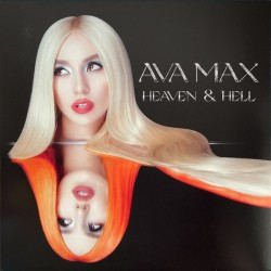 AVA MAX : LP Heaven & Hell (blue)
